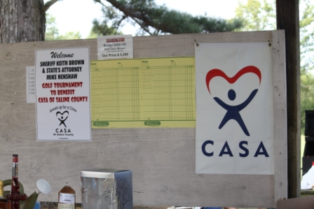 Sheriff and States Attorneys Golf Tournament for CASA of Saline County